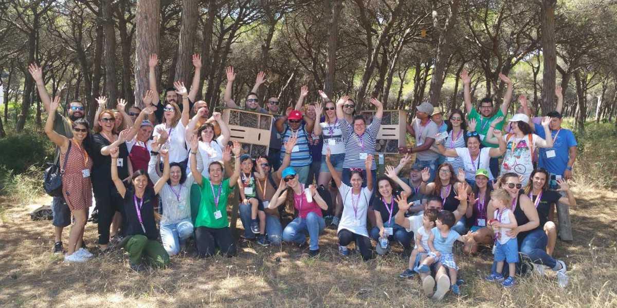 "Jornada de voluntariat ambiental a l'antic càmping ""El Toro Bravo"" al Remolar"