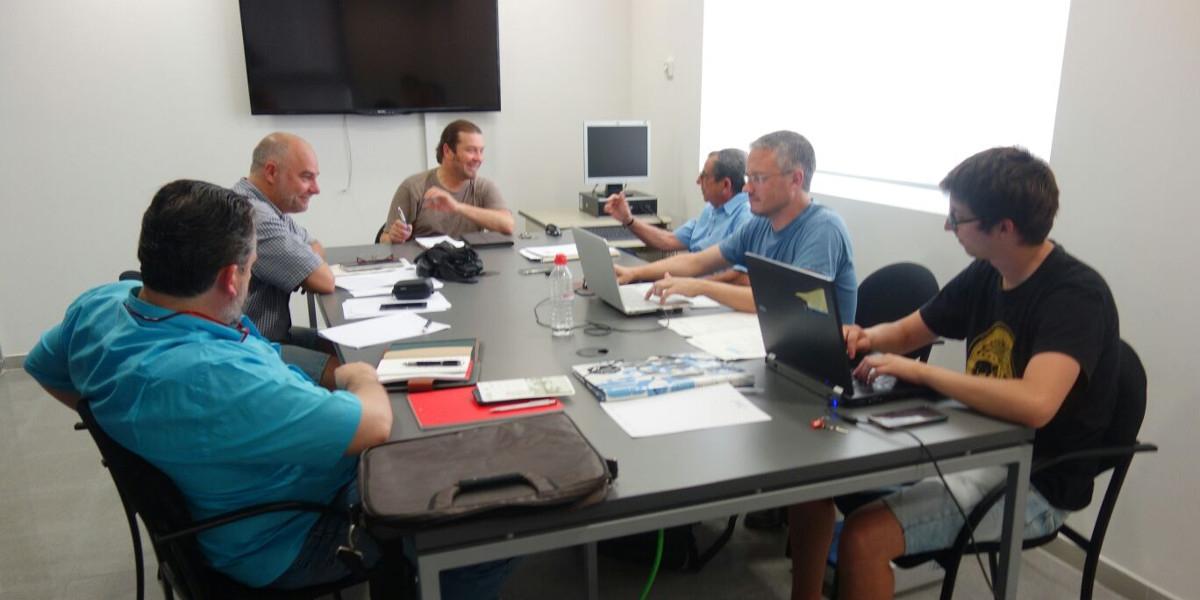 Reunió de presentació amb Xarxa de Custòdia del Territori