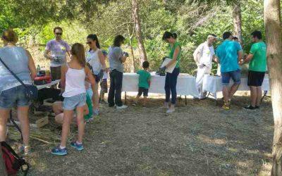 Incidint sobre els valors ambientals i socials del Parc de la Serralada de Marina (Badalona)