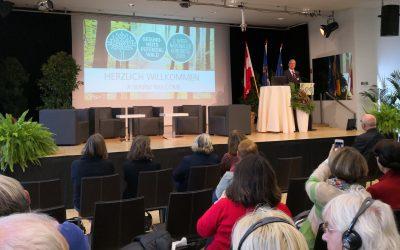 Tornem del 2n Congrés Internacional sobre el Potencial dels Boscos en la Salut amb importants novetats!