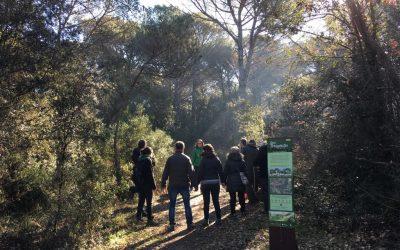 """Exposem a la jornada """"Valorització dels Serveis Ecosistèmics del Bosc"""" en el marc del @ClinomicsLIFE"""