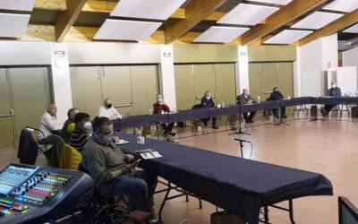 Jornada a la Garrotxa per a l'impuls del projecte pilot i demostratiu sobre la valorització dels serveis ecosistèmics dels boscos centenaris a la Serralada Transversal (12/12/2020).