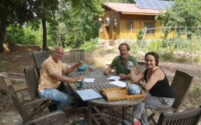 Preservem 35 ha d'alzinar mediterrani a la Serralada Transversal